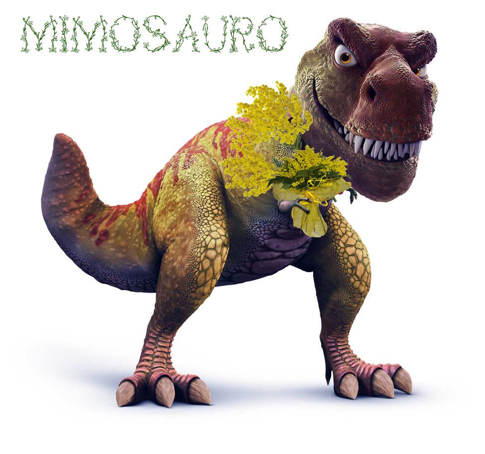 IL MIMOSAURO DIGITALE